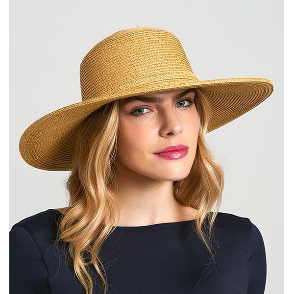 Chapéu Jurerê Com Proteção Solar UV.LINE Trigo