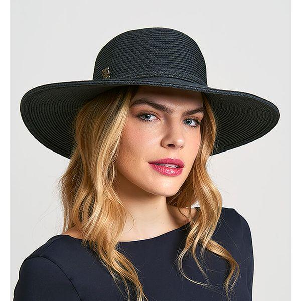 Chapéu Jurerê Com Proteção Solar UV.LINE Preto