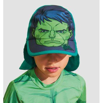 Boné Legionário UV Hulk com Proteção Solar UV.LINE