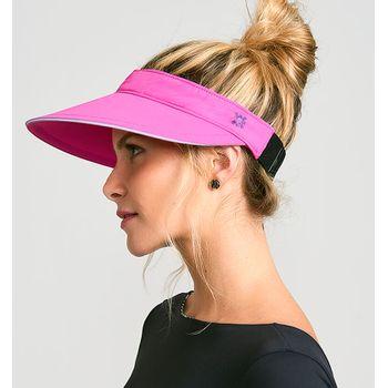 Viseira UV com Proteção Solar Athleta UV.LINE - Pink