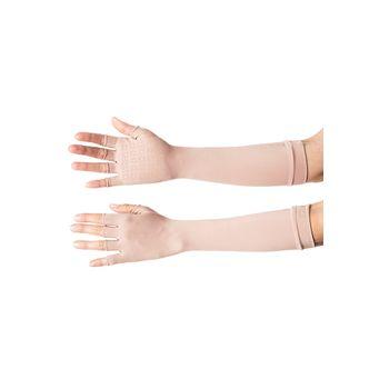 Luva Longa UV com Proteção Solar Anti-Aging UV.LINE - Nude