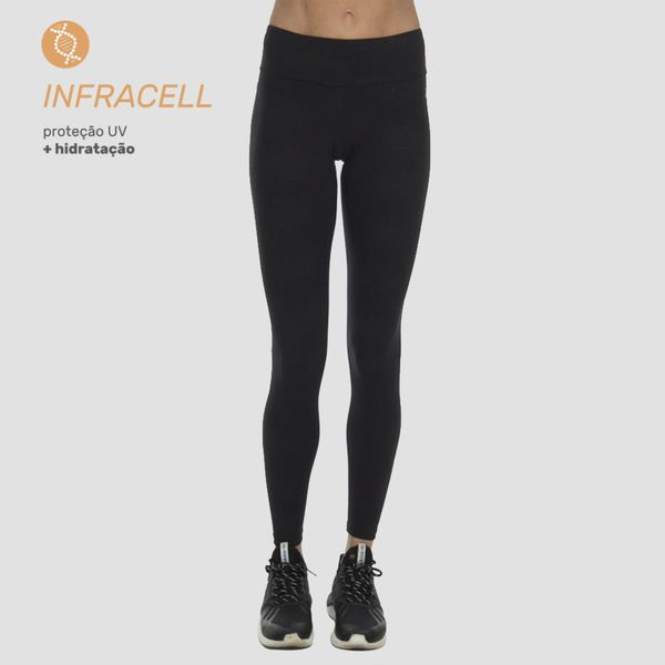 Calça Legging Infracell com Proteção Solar UV.LINE