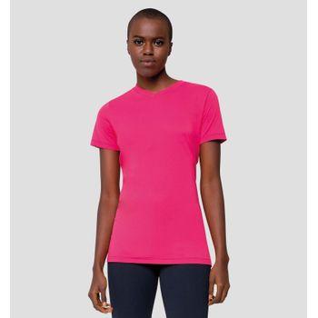 Camiseta com Proteção Solar Sport Fit UV.LINE - Cereja