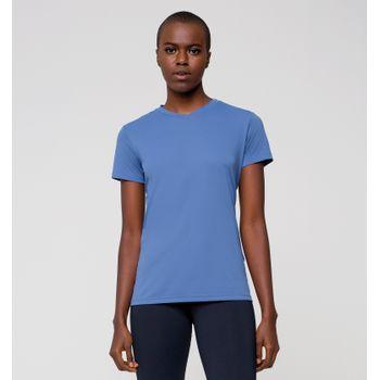 Camiseta com Proteção Solar Sport Fit UV.LINE - Índigo