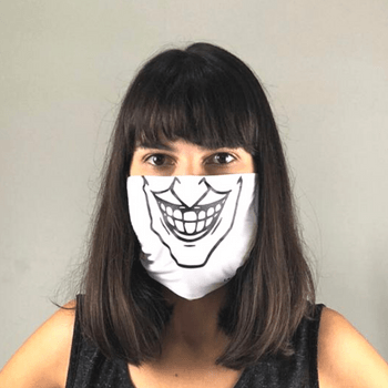 Máscara para Proteção com Ajuste Coringa - UV.LINE