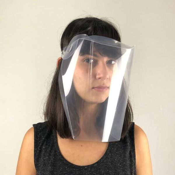 Protetor Plástica Facial UV.LINE
