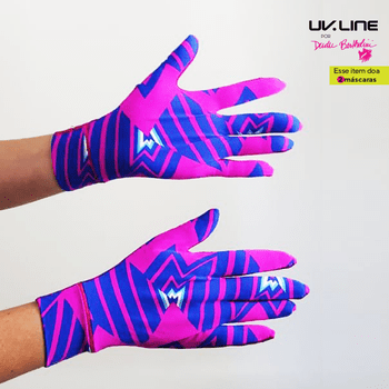 Luva para Proteção Dudu Bertholini - UV.LINE