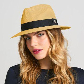 Chapéu com Proteção Solar Shanghai UV.LINE - Areia