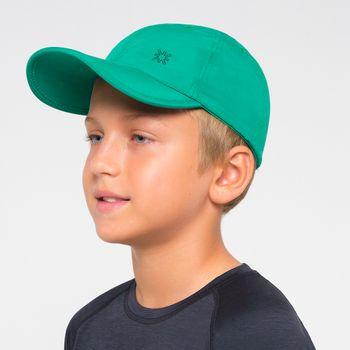 Boné UV com Proteção Solar Teens Colors UV.LINE - Verde Folha