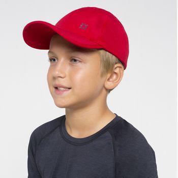Boné UV com Proteção Solar Teens Colors UV.LINE - Vermelho