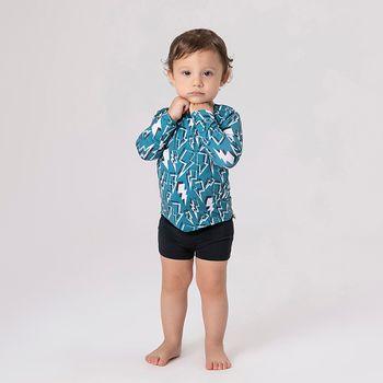 Camiseta Baby UV com Proteção Solar Thunder UV.LINE