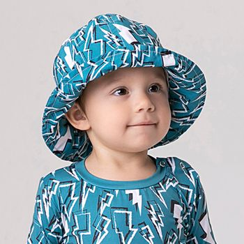Chapéu Baby UV com Proteção Solar Napoli Thunder UV.LINE