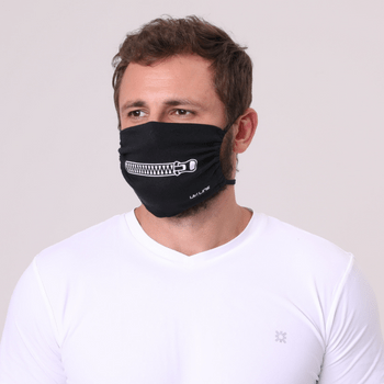 Máscara para Proteção Zíper UV.LINE