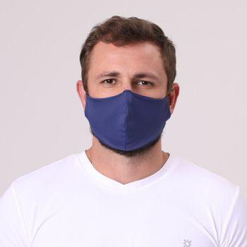 Máscara para Proteção Poliamida de Ajuste  UV.LINE - Marinho