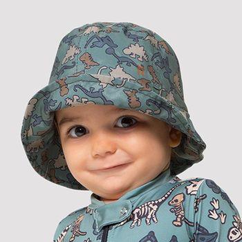 Chapéu UV com Proteção Solar Napoli  Dino UV.LINE