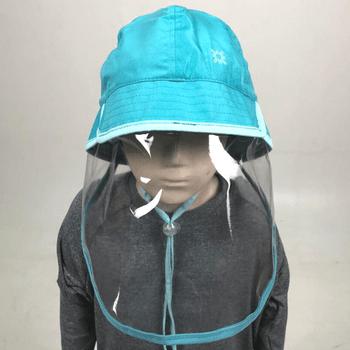 Chapéu Baby para Proteção UV.LINE - Verde Mar
