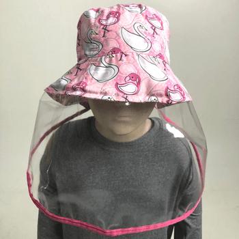 Chapéu Napoli para Proteção Flamingo UV.LINE