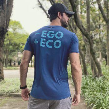 Camiseta com Proteção Solar - EGO + ECO UV.LINE