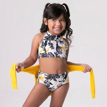 Trikini com Proteção Solar UV Brasil UV.LINE