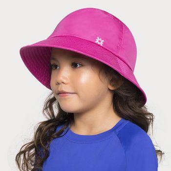 Basic Kids Chapéu Infantil com Proteção Solar UV.LINE Rosa Shock