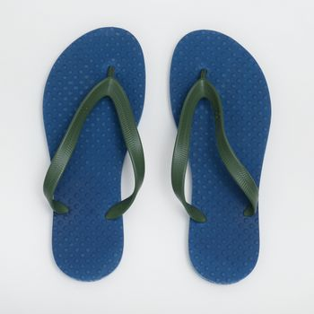 Chinelo Green Flip Flops Masculino - Marinho