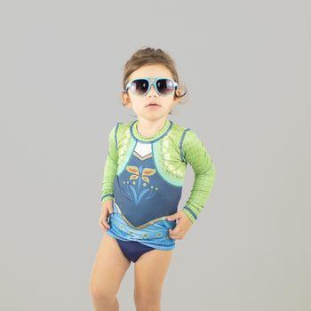 Camiseta com Proteção Solar UV.LINE Anna Fever