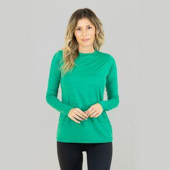 Flex PRO Camiseta com proteção solar UV.LINE Verde