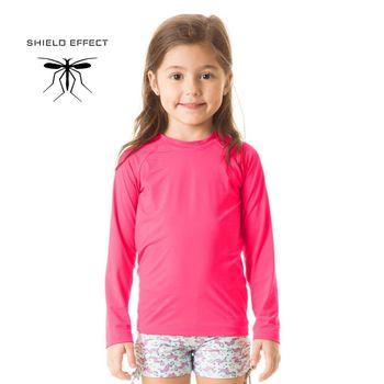 Camiseta Repelente com Proteção Solar UV.LINE Pink