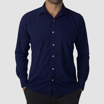 Camisa Nepal com Proteção Solar UV.LINE Marinho