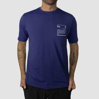 Camiseta Sun Of My Life Pai com Proteção Solar UV.LINE