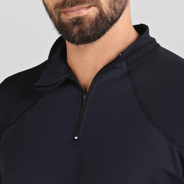 Casaco Basic Premium Com Proteção UV.LINE Preto