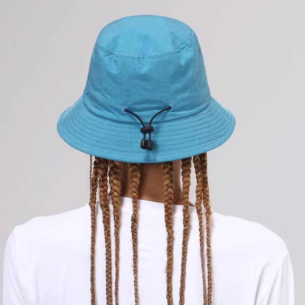 Chapéu Toronto Colors  Com Proteção Solar UV.LINE Petróleo Mescla