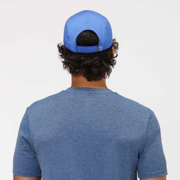 Boné Athletic Dry Com Proteção Solar UV.LINE Azul Bic/Marinho