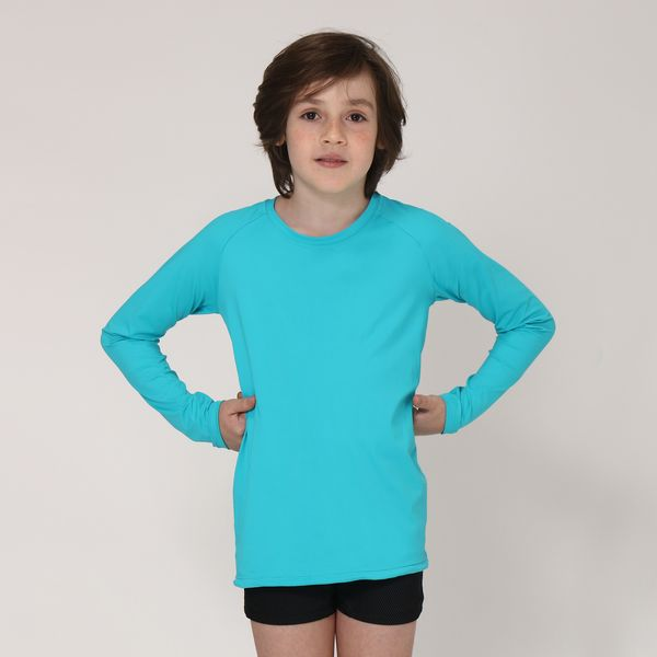 Camiseta Acqua Com Proteção Solar UV.LINE Estampa Prancha