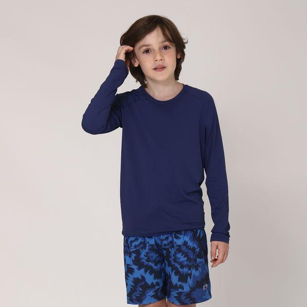 Camiseta Acqua Com Proteção Solar UV.LINE Estampa Under Sea