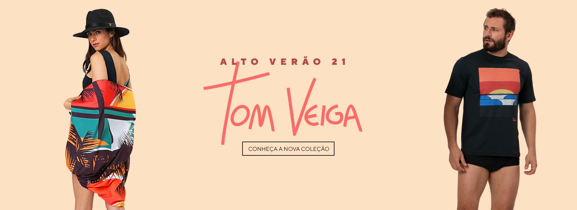 Coleção Tom Veiga